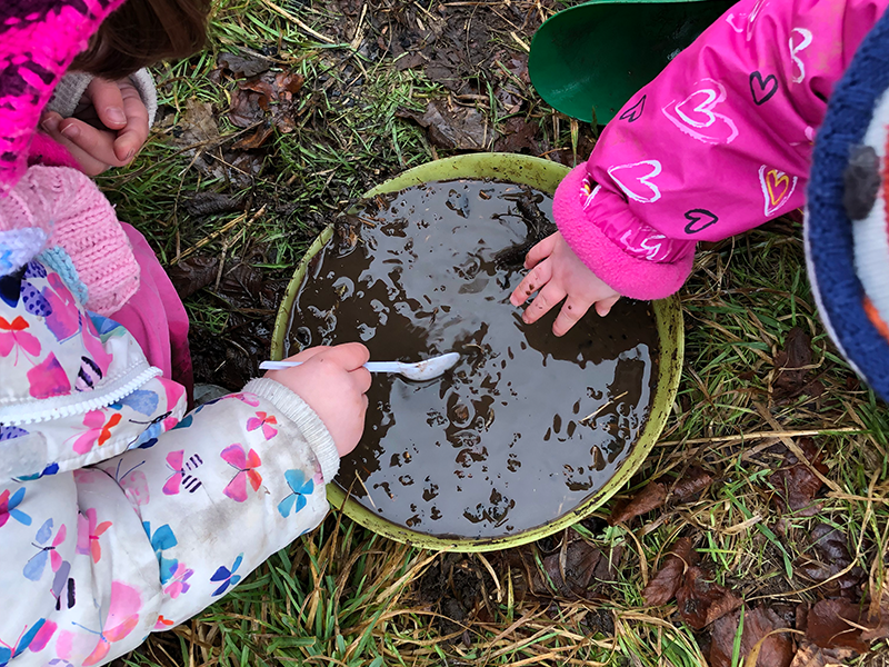 Tailored Forest School Programme for Nurseries