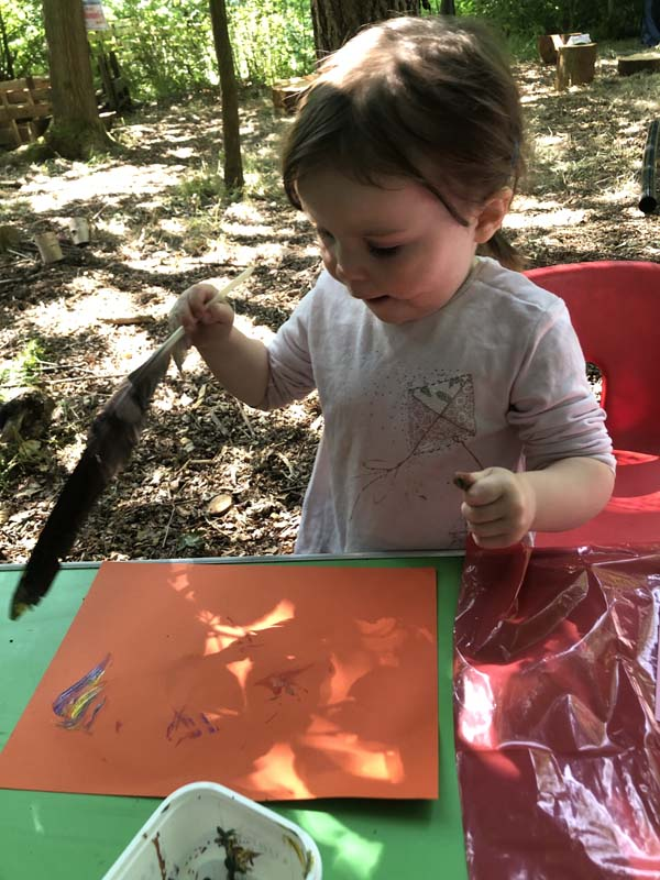 Outdoor Pre-School - Crafts