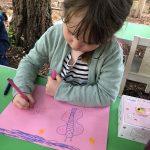 Outdoor Pre-School - Drawing