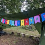 Forest School Birthday Party