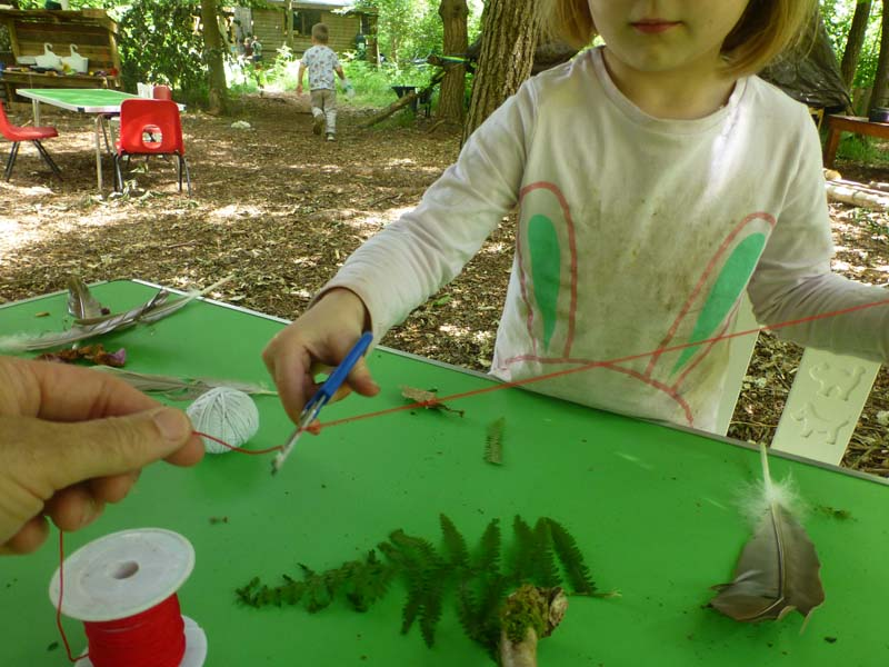 Forest School - Crafts
